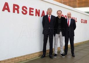 OFFICIEL : Puma devient l'équipementier d'Arsenal