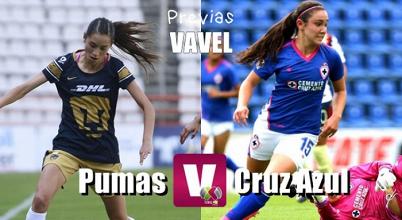 Previa Pumas - Cruz Azul Femenil: Con sed de victoria