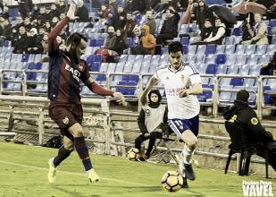 Real Zaragoza - Levante: puntuaciones Real Zaragoza, jornada 25