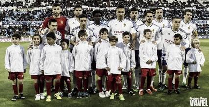 Real Zaragoza - Real Valladolid: puntuaciones del Real Zaragoza, jornada 32