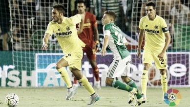 Previa Villarreal - Betis: tercer asalto a la Liga