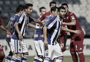 Recreativo - Sporting: puntuaciones del Recreativo, jornada 9 de Liga Adelante