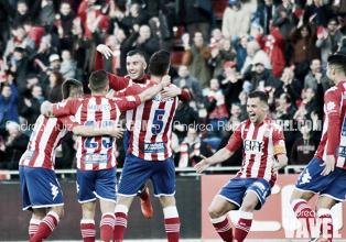 Girona-Getafe: puntuaciones del Girona en la jornada 28