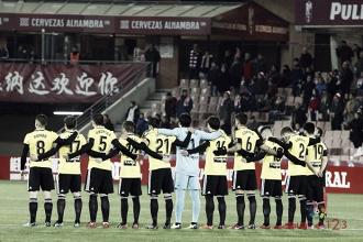 Granada - Real Zaragoza: puntuaciones del Real Zaragoza, jornada 23ª de la Liga 1,2,3