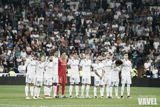Real Madrid - Real Betis, puntuaciones de la Jornada 5 de Liga Santander 2017/2018