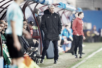 Eibar - Real Betis: Puntuaciones del Real Betis, jornada 12 de LaLiga Santander