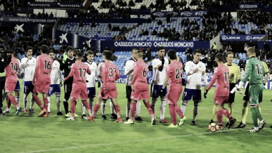 Real Zaragoza - Córdoba CF: puntuaciones del Córdoba CF, jornada 24 de Laliga 1,2,3