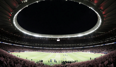 El Wanda Metropolitano, sede oficial de la final de la Champions 2019