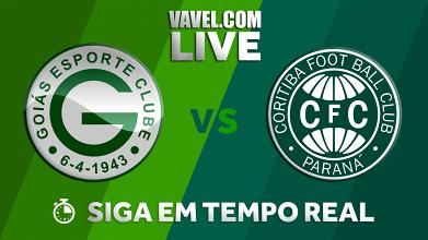 Resultado Coritiba x Goiás AO VIVO online pela Copa do Brasil 2018 (1-1)