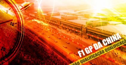 Qualificação GP da China de F1,