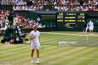 Wimbledon 2017: Querrey stuns Murray in five sets