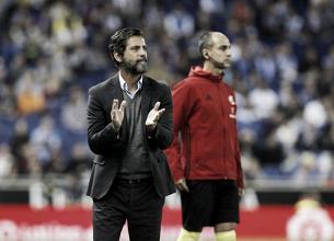 """Quique Sánchez Flores: """"Estamos en el buen camino"""""""