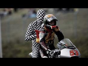 Moto 2 : Rabat ne baisse jamais les bras