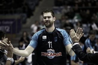 Nemanja Radovic, imparable en la novena jornada