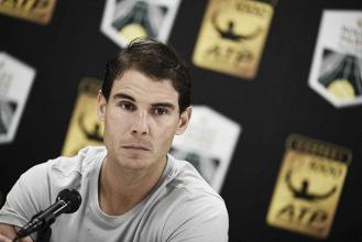 Com dores no joelho, Nadal anuncia desistência do Masters 1000 de Paris