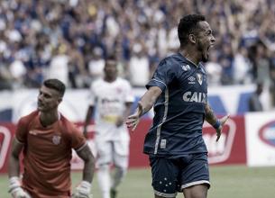 Cruzeiro vence Villa Nova, mantém invencibilidade e dispara na liderança do Mineiro