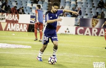 Raí, novedad del Zaragoza en la Copa