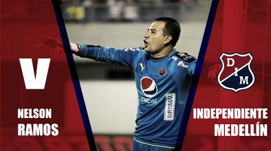 2017-II en azul y rojo: Nelson Ramos