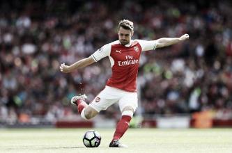 """Aaron Ramsey: """"Tenemos que hacer un partido similar al del Emirates"""""""