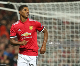 Marcus Rashford nominated for the Golden Boy award for second straight year
