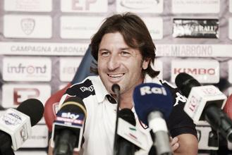 "Cagliari, Rastelli in conferenza stampa: ""Ora serve continuità"""