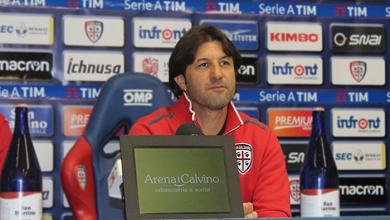 """Cagliari, si riparte dalla Juventus. Rastelli: """"Non andiamo a Torino in gita"""""""