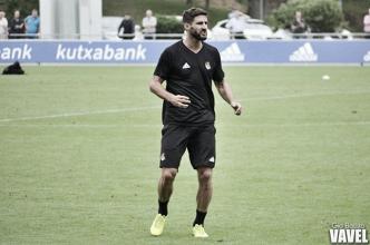 """Raúl Navas: """"Las piernas pesan, pero este es el camino"""""""