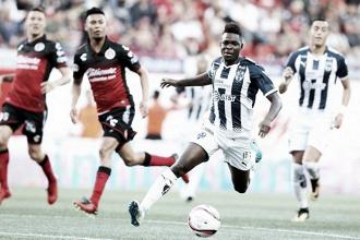 Avilés Hurtado con tranquilidad tras encontrar el gol con Monterrey