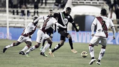 Los datos del Córdoba CF - Rayo Vallecano: ganar siete años después