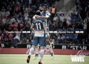 La buena dinámica del Espanyol: siete partidos sin perder
