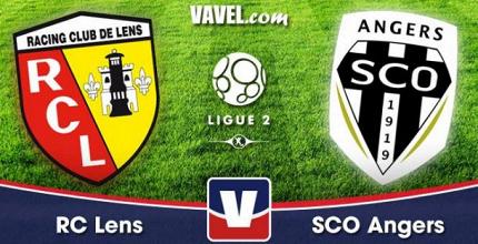Live Ligue 2 : le match Lens - Angers en direct