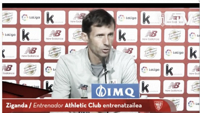 """Kuko Ziganda: """"Iremos a Valencia sin excusas y a traernos los 3 puntos""""."""
