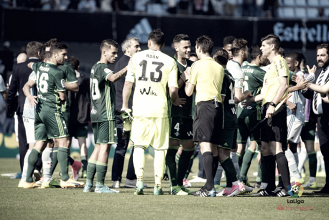 Celta de Vigo - Real Betis: Puntuaciones - Real Betis, Jornada 33