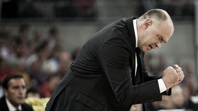 """Pablo Laso : """"Bilbao Basket está peleando por el playoff"""""""