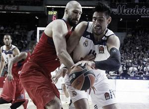 Llull y Maciulis fomentan la gran victoria del Madrid ante el CSKA