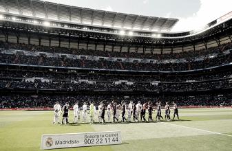 El Eibar sacó un valioso punto en su última visita al Santiago Bernabéu