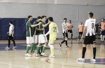 Resumen J1 Segunda División LNFS: el Betis arranca con fuerza