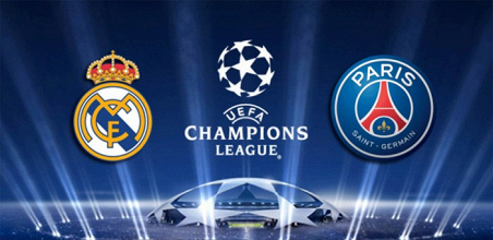 Ligue des Champions : Real Madrid - Paris SG en live commenté !