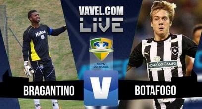 Resultado Bragantino 2x2 Botafogo pela Copa do Brasil 2016