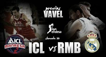 Previa ICL Manresa - Real Madrid: choque de extremos