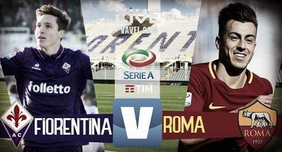 Fiorentina - Roma in diretta, LIVE Serie A 2017/18 (2-4): Roma da record, a Firenze arrivano altri 3 punti!