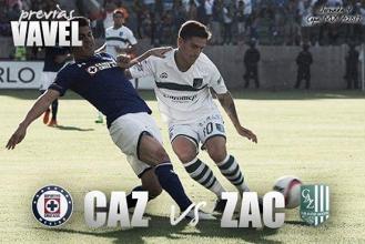 Previa Cruz Azul - Atlético Zacatepec: pelea por el liderato