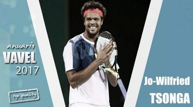 Anuario VAVEL 2017. Jo-Wilfried Tsonga: su año con más títulos