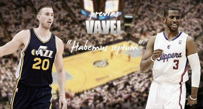 'Habemus septum' en NBA VAVEL: Clippers vs Jazz