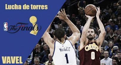 Finales NBA 2017: guerra en la pintura