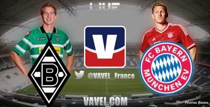 Live FC Bayern - Borussia Mönchengladabach, le match en direct commenté