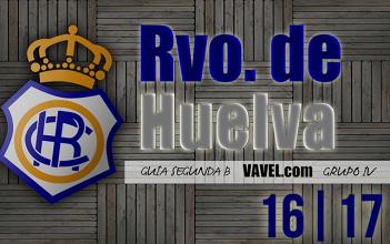 Guía VAVEL Recreativo de Huelva 2016/17
