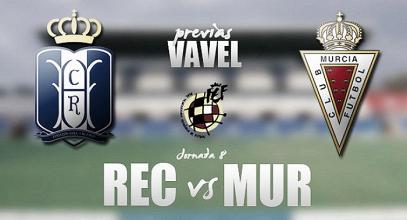 Recreativo de Huelva - Real Murcia: cualquier tiempo pasado fue mejor