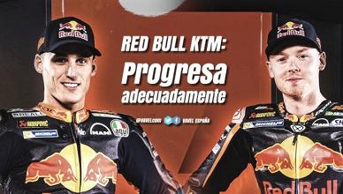 KTM: progresa adecuadamente