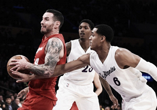 J.J. Redick and Amir Johnson agree to deals with Philadelphia 76ers